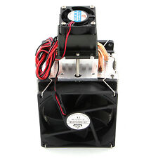 Thermoelectric Peltier Refrigeration Cooling System Kit Cooler TEC1-12706