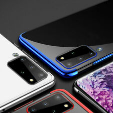 Samsung S20 S10 A51 A71 A10 A70 A20e caso claro Funda Blanda de Silicona a Prueba De Golpes