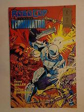 Robocop VS. Terminator Miller Simonson Workman #2 Dark Horse Comics 1992 NM