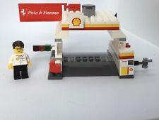 Lego Racers: Ferrari 40195 estación de Concha con cáscara Minifigura-Completo