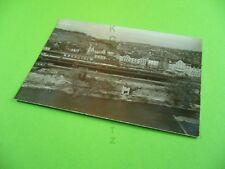 502KA2 Altes Photo für AK Esslingen mit Eisenbahn / Bahnhof, 30er - 50er Jahre.