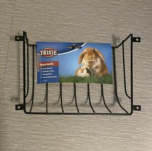 Trixie Wall Mounted Hay Rack Manger - For Rabbits And Guinea Pigs