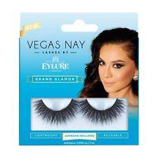 Vegas Nay Grand Glamor False Eyelashes by Eylure - Fake Lashes + Adhesive