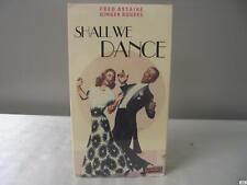 Shall We Dance VHS Fred Astaire, Ginger Rogers, Edward Everett Horton