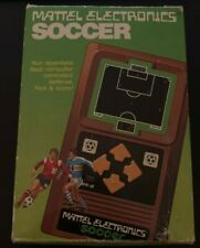 1978 MATTEL ELECTRONICS Vintage Pocket SOCCER Hand Held Game MIB TESTED & WORKS