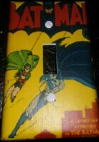 The Number Of The Beast Single Light Switch Cover Custom Handmade Iron Maiden