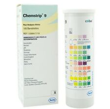 Chemstrip 9 Urine Test Strip 100ct