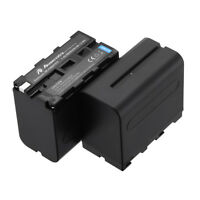 NP-F970 NP-F960 8800mAh Battery For Sony F750 F960 F550 F530 F330 F570 F770 Cam
