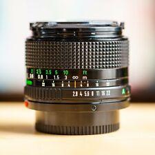 Canon FD 24mm f/2.8 Grand Angle Wide 1:2.8 nFD New FD !! Super Offre !!
