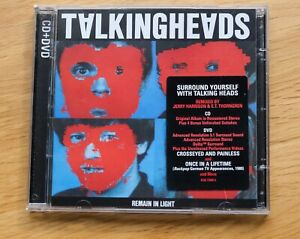 Talking Heads: Remain In Light (Deluxe Edition) (CD + DVD-5.1 Audio) - 2006