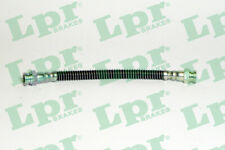 Brake Hose fits CITROEN BX 1.6 Rear Left or Right 82 to 94 Hydraulic LPR Quality