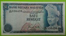 Satu Ringgit 3rd Series AU L/65 336438