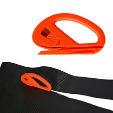 Car Snitty Safety Cutter Vinyl Graphic Wrapping Tinting Tool Carbon Fiber 26g