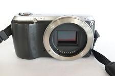Sony Alpha NEX-C3 16.1MP Digitalkamera - Schwarz (Nur Gehäuse)