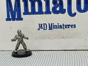 Games Workshop Citadel Judge Dredd JD9 Mean Machine Angel Gang 1985 2000 AD OOP