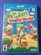 Yoshi's Woolly World (Wii U) NEW