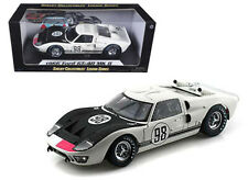 1966 FORD GT-40 MK II #98 WHITE DAYTONA WINNER 1/18 SHELBY COLLECTIBLES 415WH