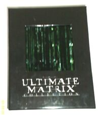 The Ultimate Matrix Collection (Blu-ray Disc, 2008, 6-Disc Set)