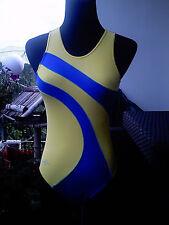 Bade/Schwimmanzug,Mädchen/Damen-Größe 164-lila/gelb,Sport,sexy,Beachwear,Neu !