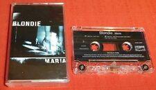 BLONDIE CASSETTE TAPE SINGLE - MARIA