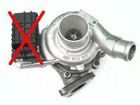 Turbocharger Without Electronics Ford Transit / Tourneo 2,2 TDCI 786880