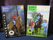 Saddle Club: Nightmare and Before They Rode Horses - Incl. Shipping!!