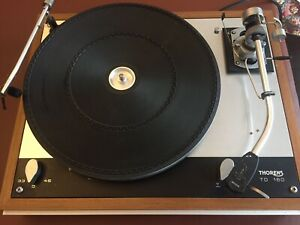 thorens td 160 turntable With SME Arm And V15 Stylus