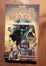 STAR WARS -L armure Mandalorienne-guerre des chasseurs de primes-1-fleuve noir