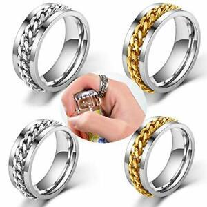 Apribottiglie Tingz 4 pezzi Rings,Anelli per catene portatili Cavatappi (y2F)