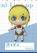 Persona 3 Aegis Mascot Swing Key Chain Anime Manga NEW