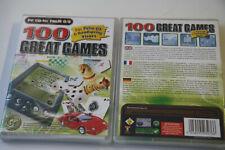 100 Great Games  Vol.1 für Palm OS & Handspring Visors (PC)  Neuware