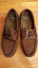 """Dr. Scholl's """"Harmon"""" Memory Fit Men Shoes Size 11M Loafers Customizing Insoles"""