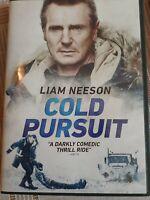 """DVD """"COLD PURSUIT"""" LIAM NEESON"""