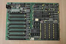 8088 Motherboard 640K Memory Siemens SAB8088-1-P INTEL 78' 8 ISA Slots ! Working
