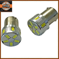Boot Lamp Light LED Bulbs BA15S 3w 360LM Cool White Fits MGF