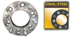 """Chevrolet 1500 2.00"""" Steel Wheel Spacers (2) by Stahl Steel - Made in the USA"""