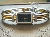 Michel Herbelin Two-tone Ladies Watch FRENCHMADE Swiss Movement