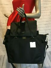 NWT Authentic KATE SPADE dawn Baby Diaper Bag Large Lightweight w changing pad
