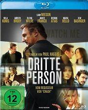 Blu-ray * Dritte Person * NEU OVP * (3.) Liam Neeson