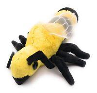 Plüschtier Kuscheltier Stoff Tier Wespe Biene Insekt  22 cm