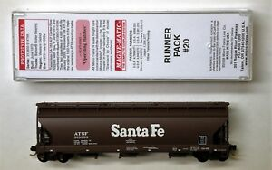 MTL Micro-Trains 94100 Santa Fe ATSF various numbers