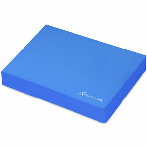 Exercise Balance Pad made with Non-Slip Cushioned Foam 15x12
