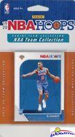 New York Knicks 2019/20 Panini Hoops NBA EXCLUSIVE Team Set-RJ Barrett ROOKIE+