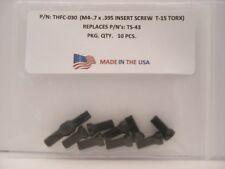 200 Pieces THFC-030 Insert Screw: TS-43, TPS43