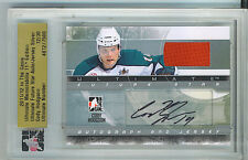 Cody Hodgson 11-12 In The Game Ultimate Future Stars Autograph Jersey Card /30