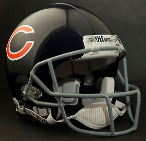 WALTER PAYTON Edition CHICAGO BEARS Riddell AUTHENTIC Football Helmet