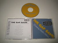 The Gap Band / Testimony (Lalique/8122-71665-2) CD Álbum