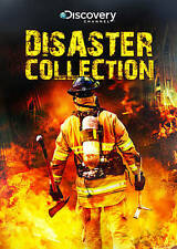 DISASTER COLLECTION (Discovery Channel) DVD [V22]