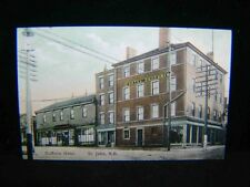 Antique POSTCARD Dufferin Hote, St. John, New Brunswick