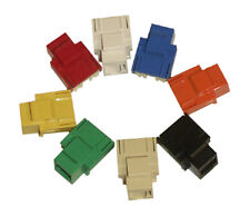 New Cat5e RJ45 Keystone Jacks U-Pick Color